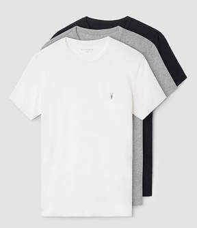 AllSaints Tonic Crew T-Shirt 3 Pack