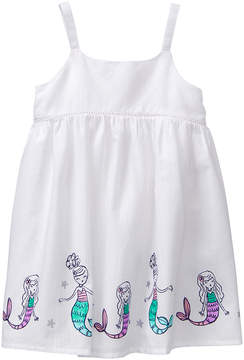 Gymboree White Mermaid Dress - Infant, Toddler & Girls
