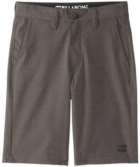 Billabong Boys' Crossfire X Stripe Hybrid Short (820) - 8164109