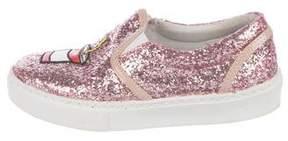 Chiara Ferragni Hot Dog Glitter Sneakers