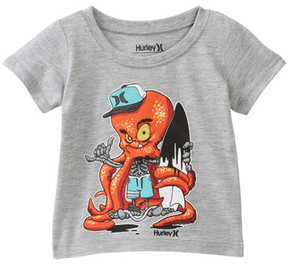Hurley Octopus Kid Tee (Baby Boys)