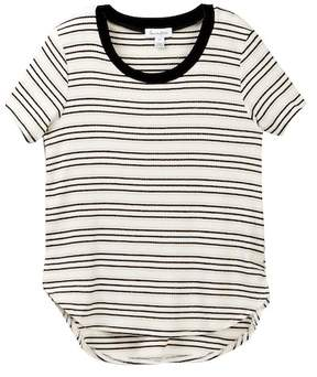Love, Fire Lurex Stripe Top (Big Girls)