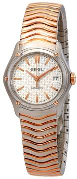 Ebel Classic Automatic Silver Dial Ladies Watch