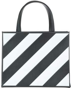 Off-White Off White Diagonal Small Box Bag