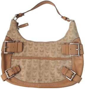 MICHAEL Michael Kors Beige Cotton Handbag