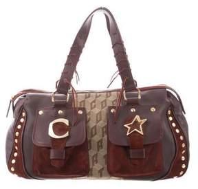 Corto Moltedo Leather Handle Bag