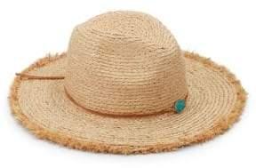 San Diego Hat Company Straw Fedora