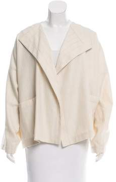 eskandar Oversize Wool Jacket