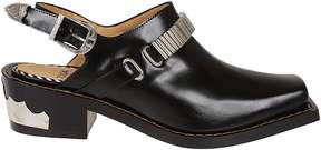 Toga Pulla Strapped Mules