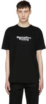 Nonnative Black Racing Logo T-Shirt