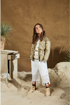 Scotch & Soda Broderie Anglaise Culottes