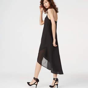 Club Monaco Kittrick Silk Slip Dress