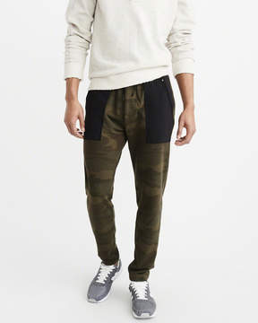 Abercrombie & Fitch Active Tapered Sweatpants