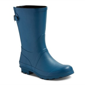 Merona Women's Samantha Mid Calf Rain Boots