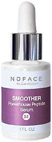 NuFace Smoother Serum with Peptides