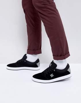 DC Crisis Suede Sneakers