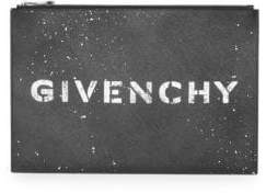Givenchy Iconic Print Large Pouch