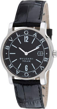 Bulgari Women's Vintage Bvlgari Solotempo ST 35 S Watch, 35mm