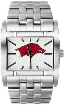 Rockwell Kohl's Arkansas Razorbacks Apostle Stainless Steel Watch - Men