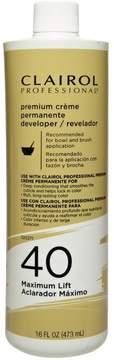 Clairol Premium Creme 40 Volume Developer