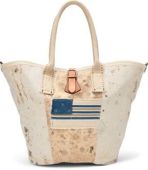 Ralph Lauren Vintage-Canvas Tote Bag