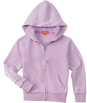 Butter Shoes Girls' Mineral Wash Hoodie