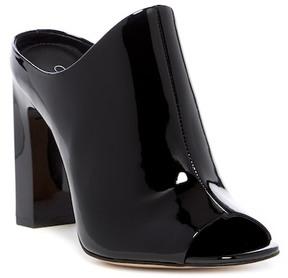 Calvin Klein Maera Patent Mule Sandal