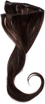 Hairdo. by Jessica Simpson & Ken Paves Midnight Brown 18'' Human Hair Highlight Hair Extension