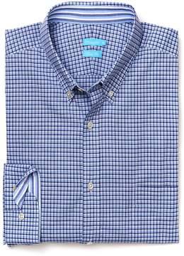 J.Mclaughlin Westend Trim Fit Shirt in Check
