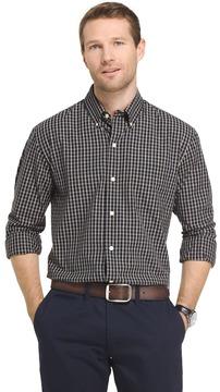 Arrow Big & Tall Hamilton Regular-Fit Button-Down Shirt