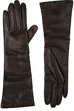 Barneys New York WOMEN'S LEATHER LONG GLOVES
