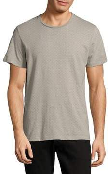 Selected Printed Cotton Tee