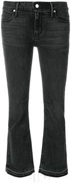 RtA cropped skinny jeans