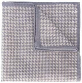 Eleventy houndstooth pocket square
