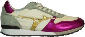 Mizuno White Gold Etamin Wos Sneakers