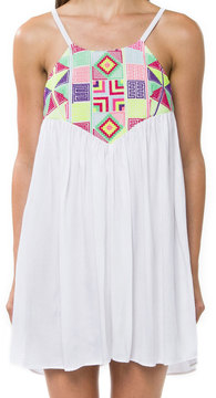 6 Shore Road Senorita Minidress Coverup