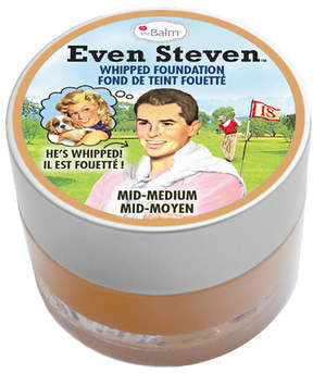 TheBalm Even Steven Whipped Foundation Mid-Medium