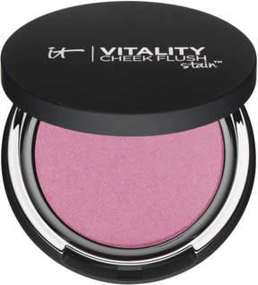 It Cosmetics Vitality Cheek Flush Powder Blush Stain