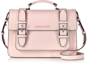 Armani Jeans Eco Leather Medium Crossbody Bag