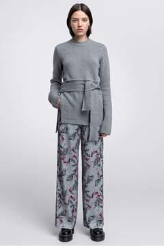 Dagmar | Carlene Wool Sweater Light Grey | Xl
