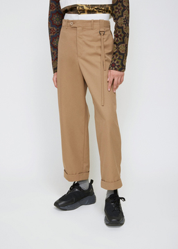 Craig Green Beige Relaxed Tapered Trouser