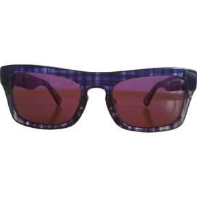 3.1 Phillip Lim Multicolour Plastic Sunglasses