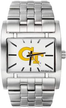 Rockwell Kohl's Georgia Tech Yellow Jackets Apostle Stainless Steel Watch - Men