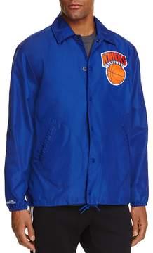 Mitchell & Ness New York Knicks NBA Coach Jacket - 100% Exclusive