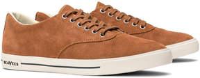 SeaVees Copper Hermosa Plimsoll Varsity Suede Sneaker - Men