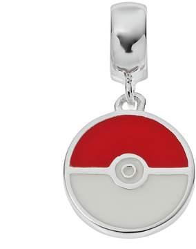 Ball Pokemon Sterling Silver Poke Charm