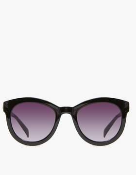 Le Specs Quatro Sunglasses in Black