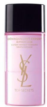 Yves Saint Laurent Top Secrets Eye and Lip Makeup Remover- 4.2 oz.