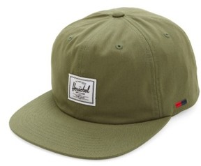 Herschel Men's 'Albert' Ball Cap - Green