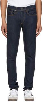 Rag & Bone Indigo Standard Issue Fit 1 Jeans